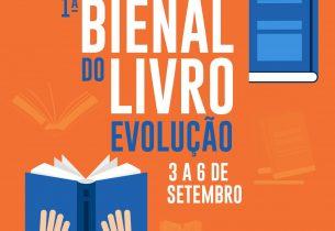 Programação - 1ª Bienal do Livro Evolução