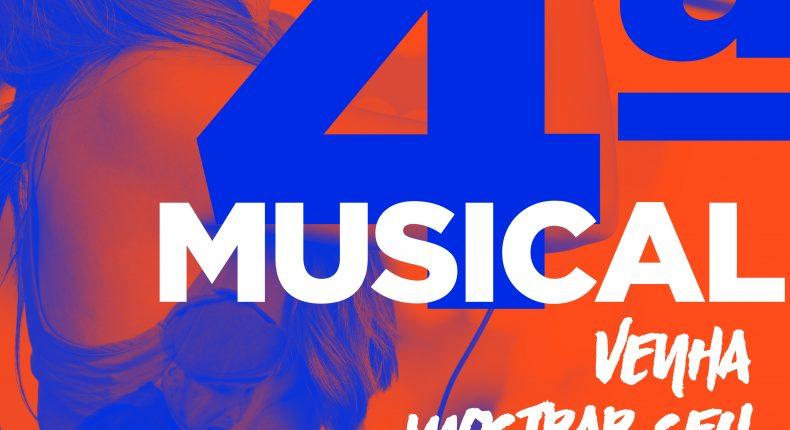 4ª Musical - Fundamental I I e Ensino Médio