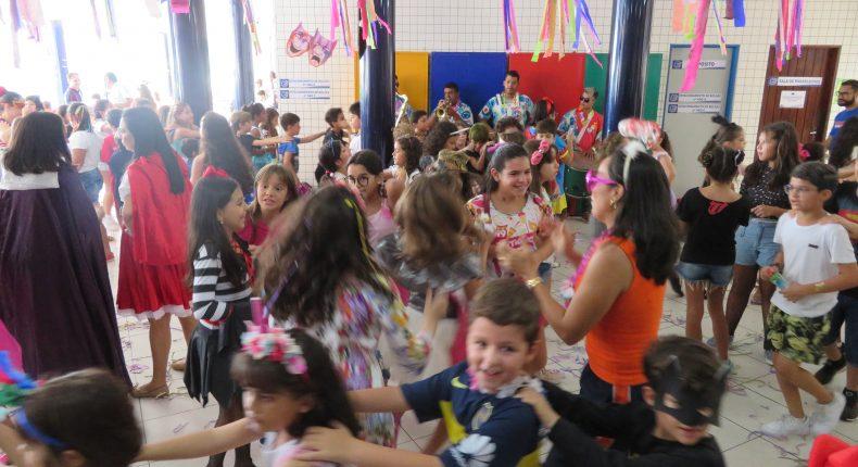 Baile de Carnaval - Fundamental I Anos Iniciais