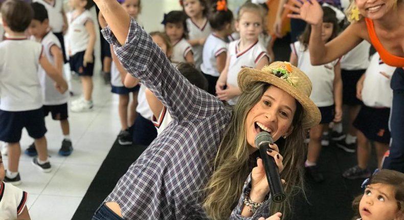 Chegou o São João - Quarta Cultural Infantil II