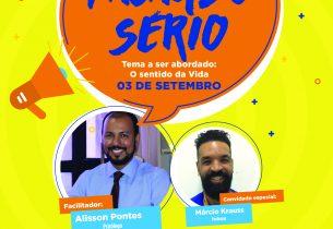 I I I WORKSHOP FALANDO SÉRIO
