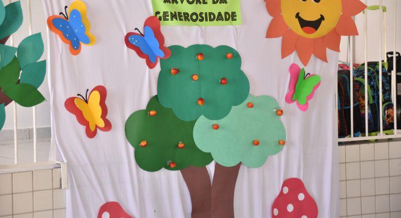 Quarta Cultural sobre o Dia da Árvore - Educação Infantil