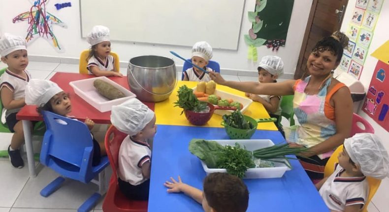 Alimentação Saudável - Infantil I