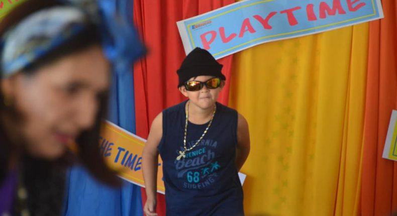Playtime Infantil IV, V e 1° ano - WACKY TACKY DAY