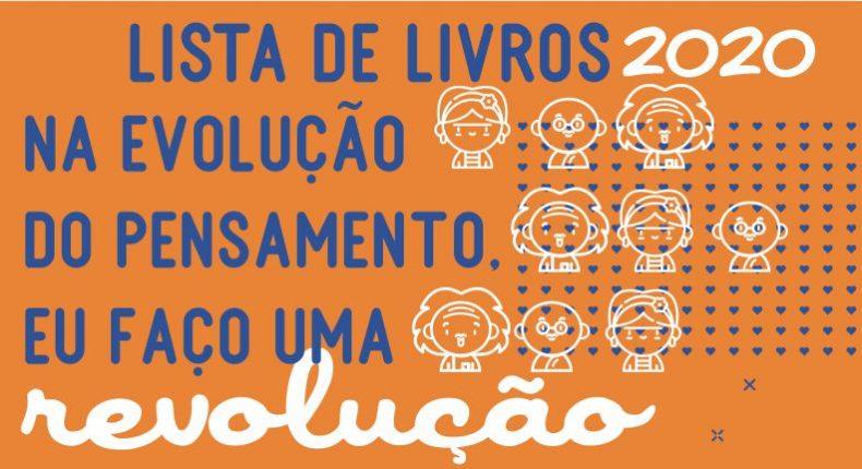 LISTA DE LIVROS 2020