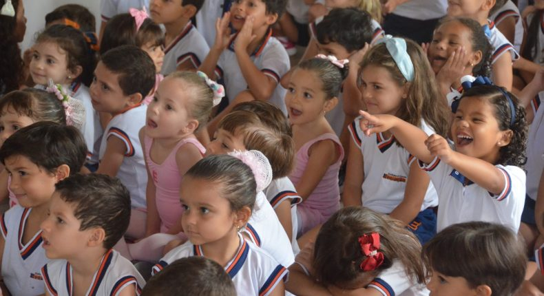 Abertura Clube da Leitura - Educação Infantil